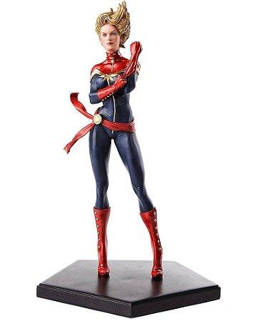 Captain Marvel - 1/10 Art Scale - Iron Studios - Marvel Comics