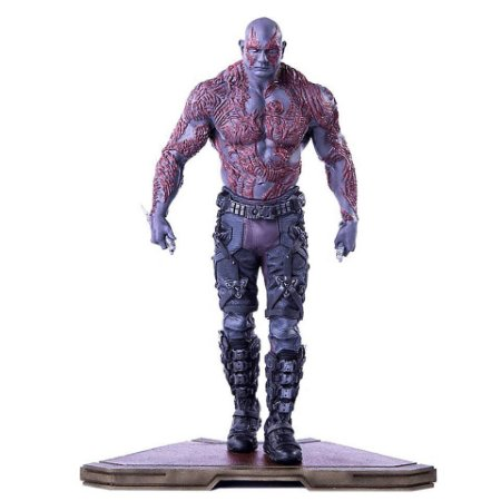 Guardians Of The Galaxy Drax - 1/10 Art Scale - Iron Studios - Marvel Comics