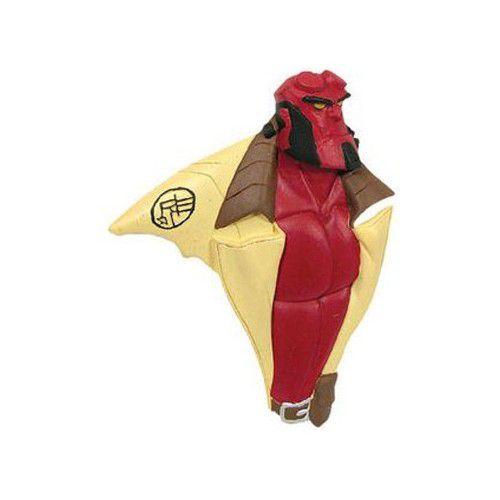 Hellboy Busto Magnético - Hellboy Animated Sculpt Magnet