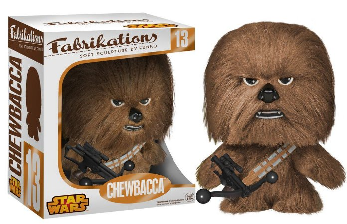 Chewbacca - Star Wars - Fabrikations - Funko