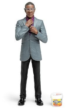 Gus Fring 6 Inches - Collectible Figure