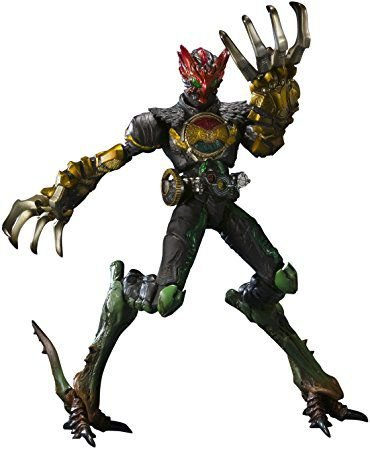 Kamen Rider 000 Tatoba Combo S.I.C. Bandai