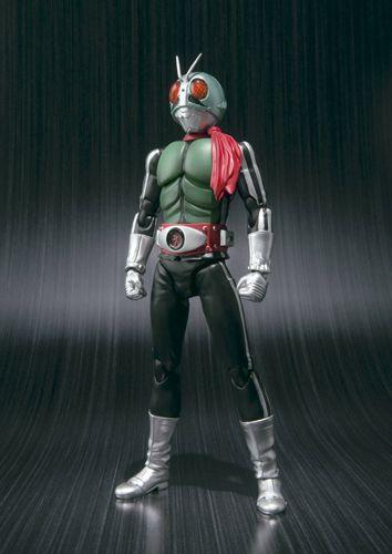 Masked Rider New No.1 - S.h. Figuarts - Bandai