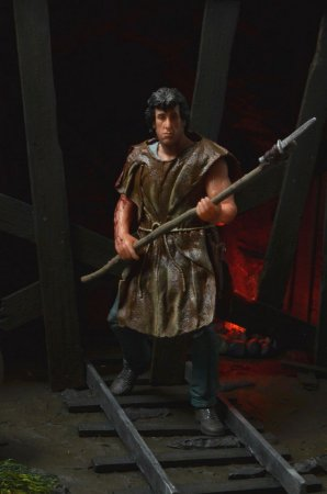 Rambo - John J. Rambo - Survival Mode - First Blood Series 2 - Neca