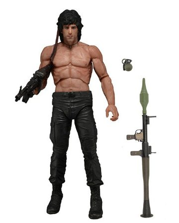 John J. Rambo - Rambo First Blood Part Ii (ver. 1) - Neca