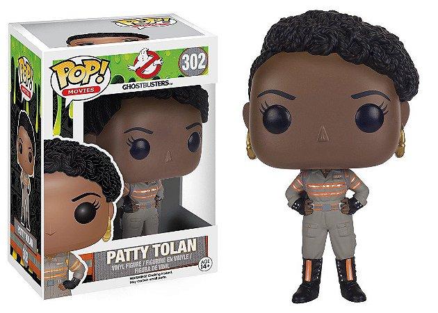 Patty Tolan - Ghostbusters - Pop Vinyl - Funko