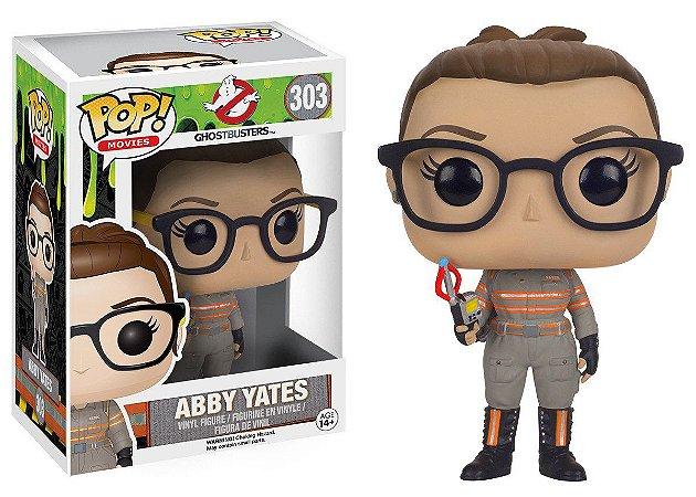 Abby Yates - Ghostbusters - Pop Vinyl - Funko