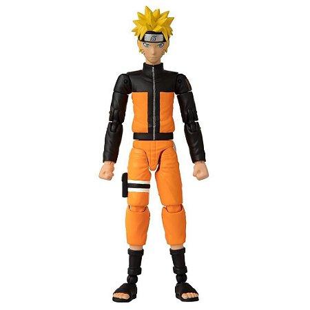 Uzumaki Naruto - Anime Heroes/Serie 1 - Naruto - Bandai/Fun