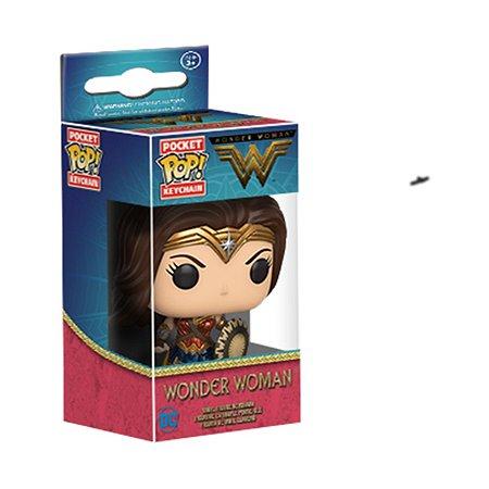 Chaveiro Wonder Woman - Pocket Pop! Keychain - Funko