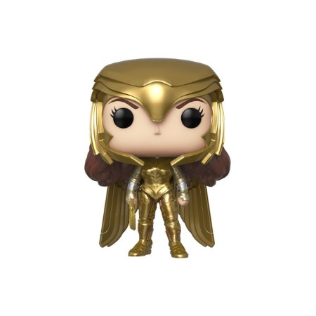 Wonder Woman Gold Power - 323 - WW84 - Pop Funko