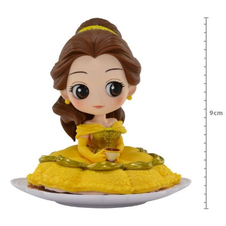 Belle - Sugirly A - Q posket - Disney Characters - Bandai