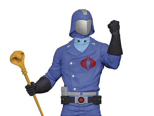 Cobra Commander 1/8 - G.I.Joe - Pop Culture Shock