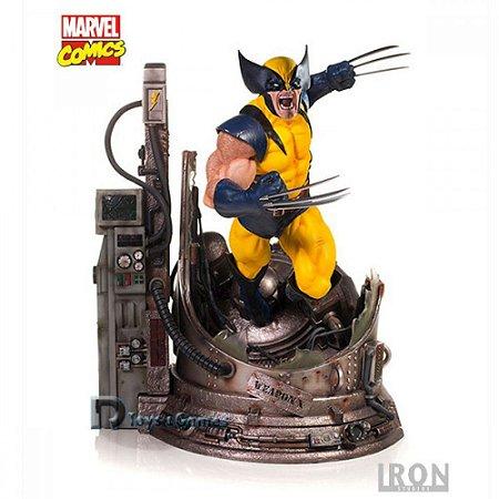 Wolverine by Marcio Takara - 1/4 Legacy Replica - Iron Studios