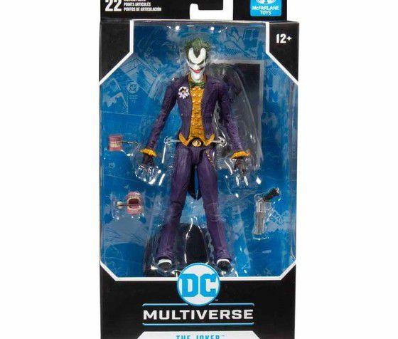 Joker - Batman: Arkham Asylum - DC Multiverse - F0025-3