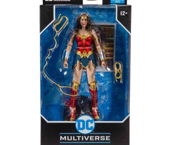 Wonder Woman - Wonder Woman 1984 - Dc Multiverse - F0025-1