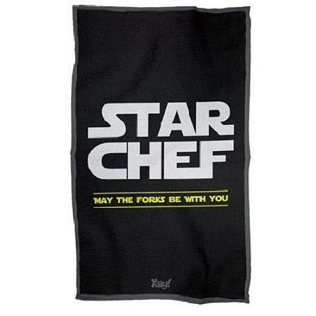Pano Decorativo Multiuso Star Chef - Yaay