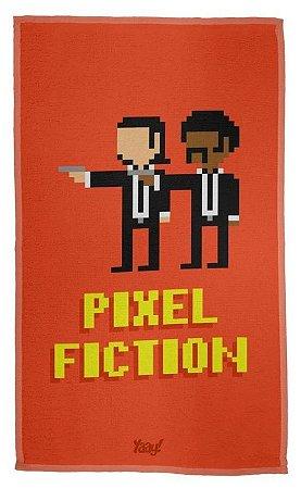 Pano Decorativo Multiuso Pixel Fiction - Yaay