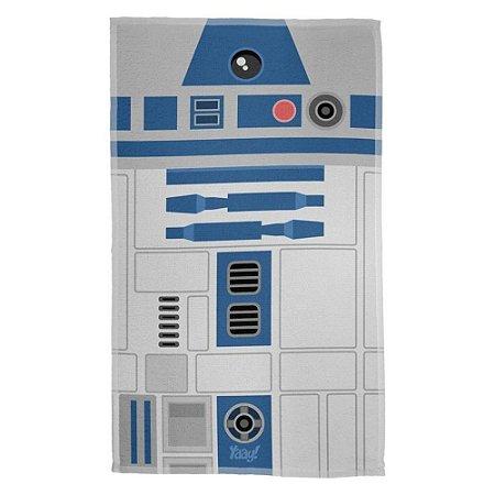 Pano Decorativo Multiuso Geek Side Faces - R2 - Yaay