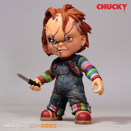 Chucky Stylized Roto - Action Figure