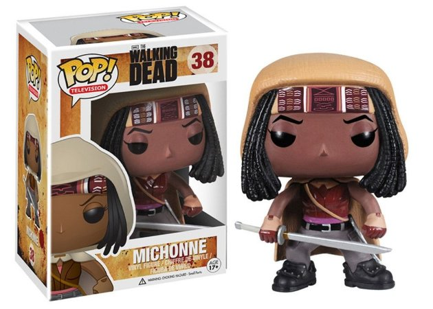 Walking Dead Michonne - Pop Vinyl
