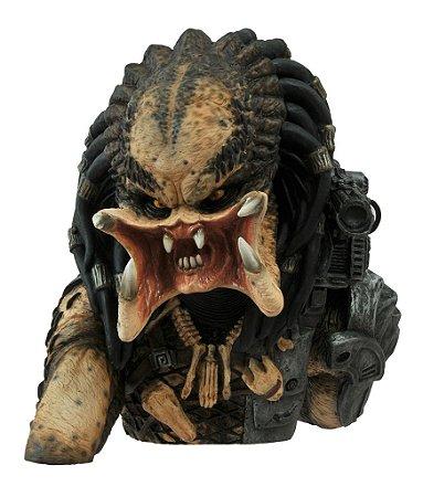 Predator Unmasked Bust - Cofre