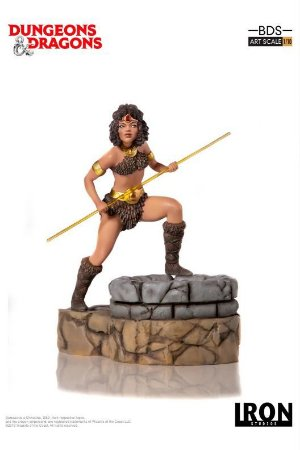 Diana - Caverna do Dragão - Art Scale 1/10 - Iron Studios