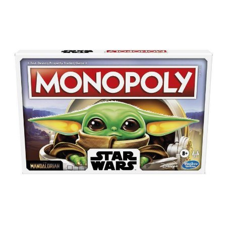 Monopoly - The Child - The Mandalorian - Hasbro - F2013