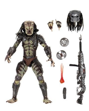 "Predator - Ultimate Scout Predator 7"" - Neca"