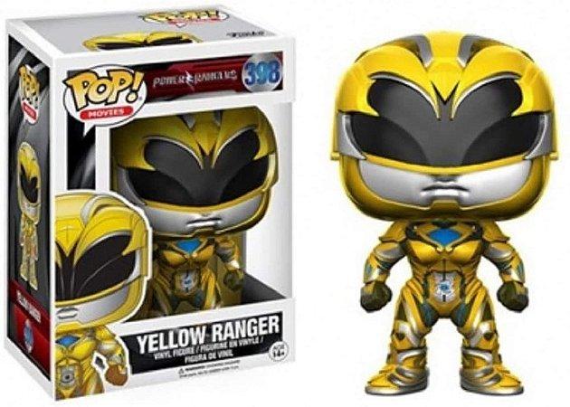 Yellow Ranger - Power Rangers - 398 - Pop! Movies - Funko