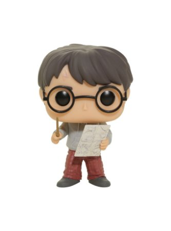 Harry Potter With Marauders Map - 42 - Pop! Funko