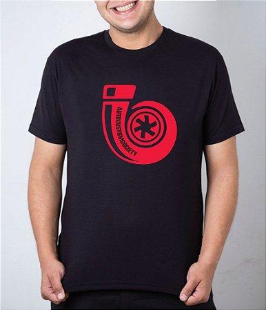 Camiseta preta Turbo