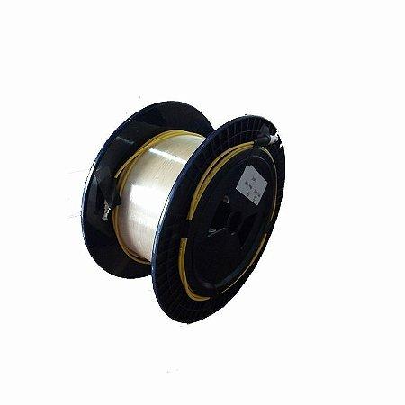 Bobina de Lançamento de Fibra Óptica SM  1000m sem conector - Fusão de Fibra