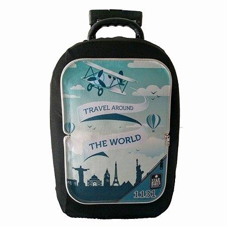 Capa para mala Star Bags The World