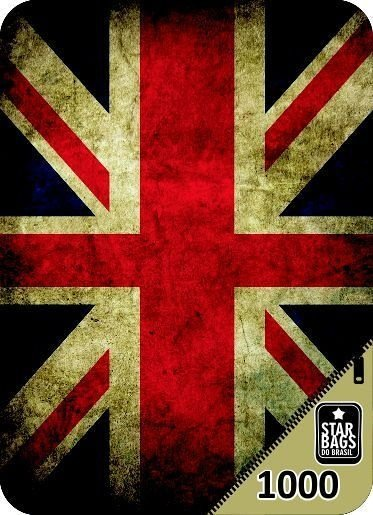 Capa para mala Star Bags Inglaterra