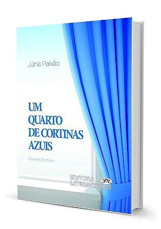 Um Quarto de cortinas azuis de Junia Paixao