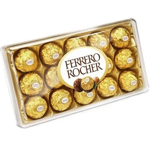 Bombom Ferrero Rocher com 15 Unidades
