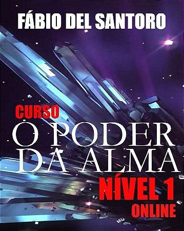 CURSO O PODER DA ALMA NÍVEL 1 (ONLINE)