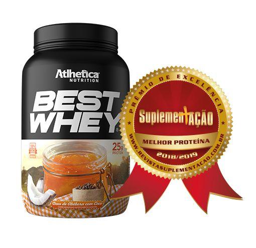 Best Whey 900g Atlhética Nutrition