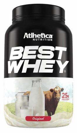 Best Whey 900g Atlhética Nutrition