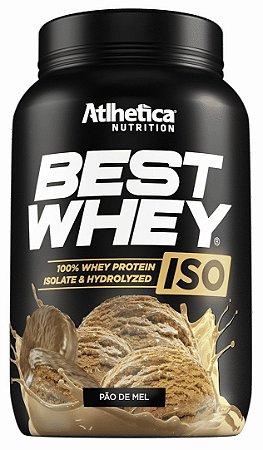 Best Whey Iso 900g Atlhética Nutrition