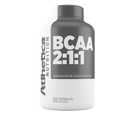 BCAA 2:1:1 Atlética Nutrition