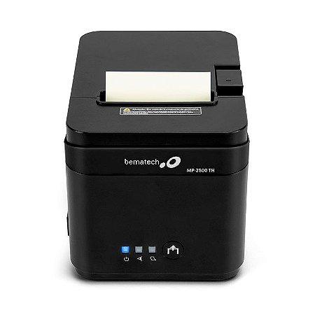 Impressora Térmica Não Fiscal Bematech MP-2800 TH USB/Ethernet/Serial