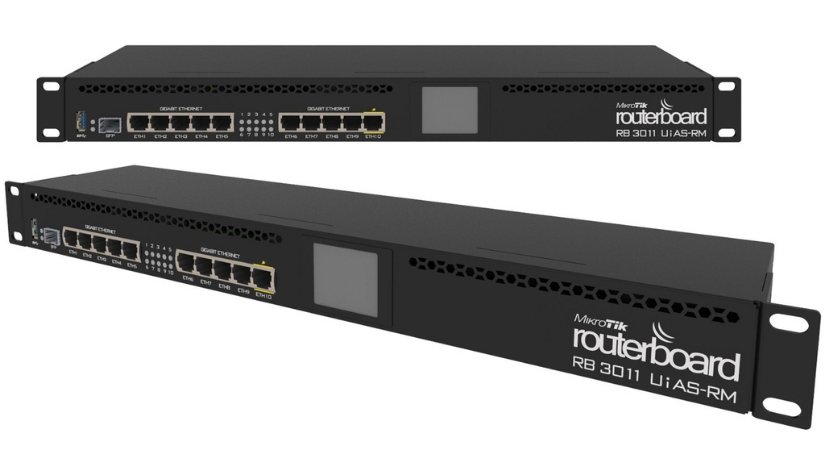 Routeboard Mikrotik RB3011UiAS-RM