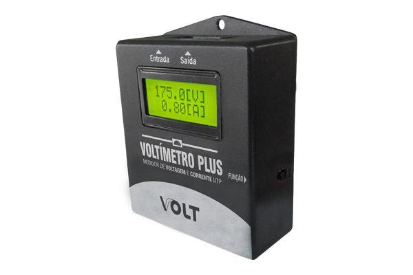 Voltímetro Plus Volt