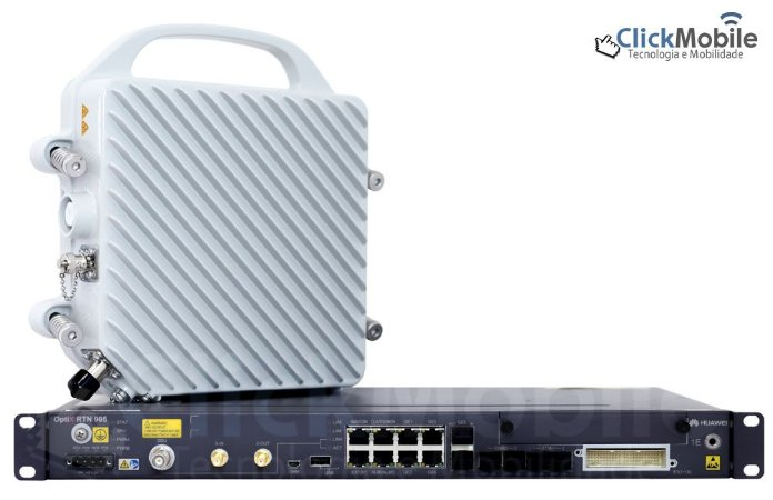 Enlace Huawei RTN 905 1E (1+0) - 500 Mbps full