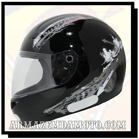 CAPACETE FLY F-8 CITY