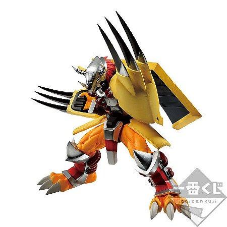 Wargreymon Digimon Bandai Ichibankuji 15 cm