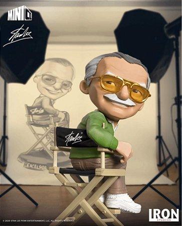 Stan Lee - Marvel MiniCo Figures - Iron Studios 14 cm