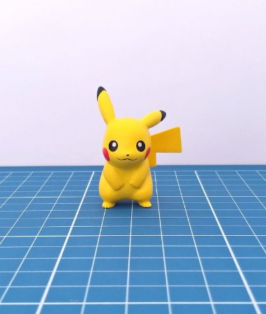Pikachu TOMY Moncollé Pokémon Figure 4,5 cm