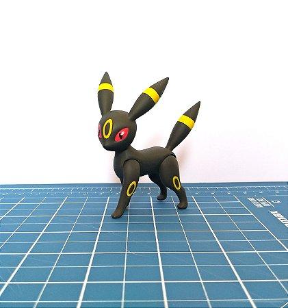 Umbreon Pokémon Figure Tomy Action Pose 8 cm